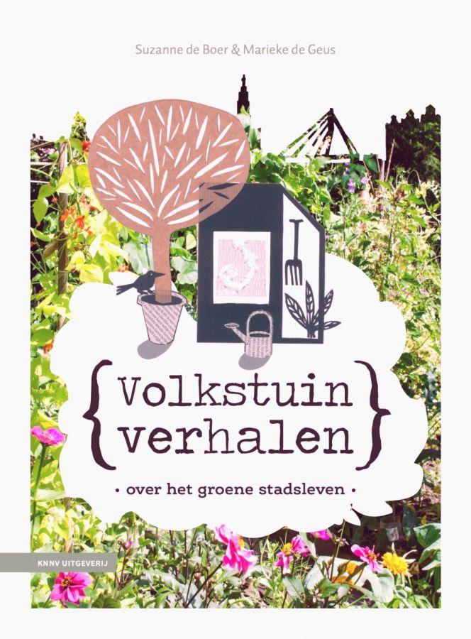 Cover Volkstuinverhalen