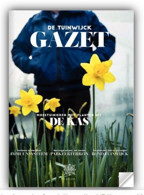 Gazet Maart